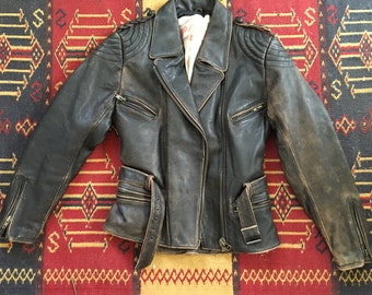 Authentic Leather Womens Jacket
