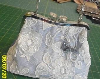 Petite Shoulder Bag for the BRIDE