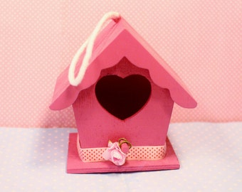 Bird House decoration