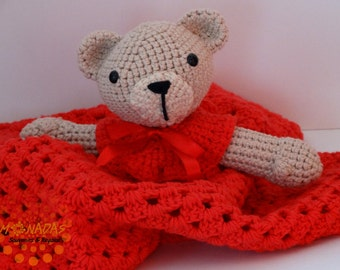Attachment bear blanket