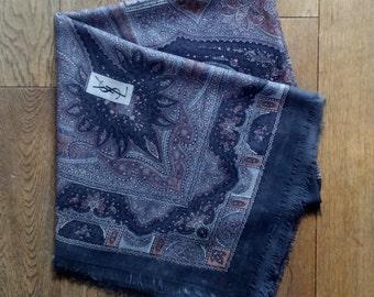 Yves Saint Laurent Vintage shawl