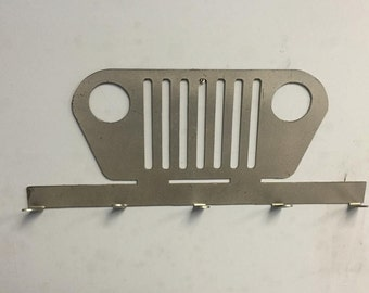 TJ Jeep Coat Rack