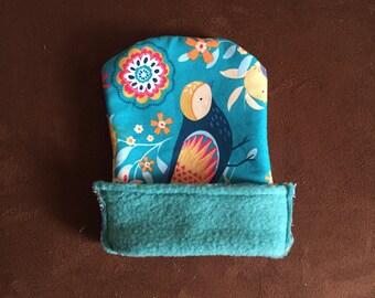 Whimsical Bird Snuggle Sack
