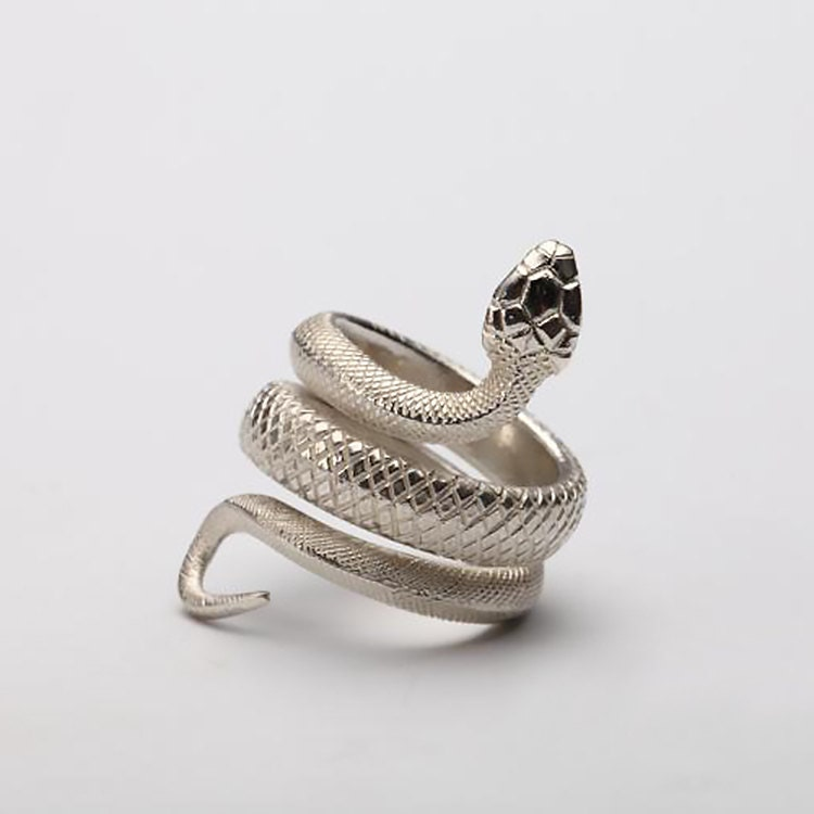 Serpent Ring Jewelry