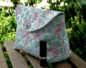 Flowers Cosmetic Bag Toiletry Bag Travel Bag Вag for Laundry