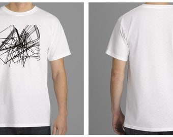 Tree line (T-Shirt) ONLY 1 PRINT