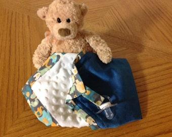 Baby Comfort Blanket Etsy