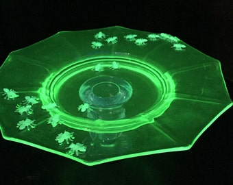 Glowing Candy Dish
