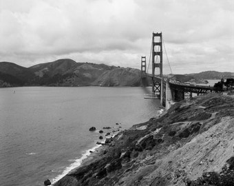 The Golden Gate, California