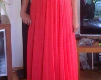 Pageant prom dress size 8
