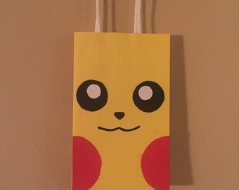 Pokemon Pikachu Goodie Bags 12 or 18pk