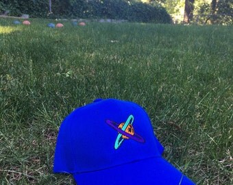 COSMOS Polo Hat [Blue]