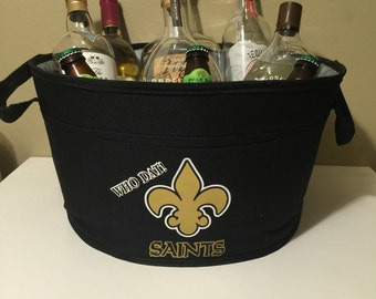 New Orleans Saints Thermal Tub