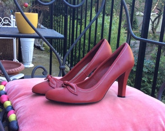 Red heels UK size UK size 7 EU size 40