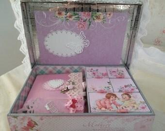 Baby keepsake box / Baby treasures