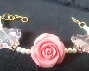 Pink Baby rose