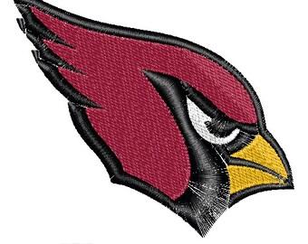 Arizona Cardinals embroidery design