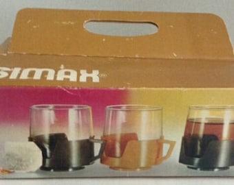 Vintage Simax Drinkup Mugs
