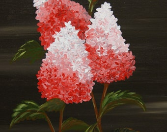 Strawberry Vanilla Original Painting
