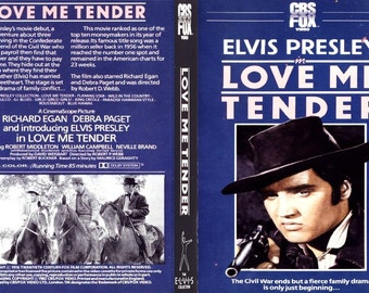 Love Me Tender (1956) - Color Version