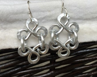 Chainmaille Earring