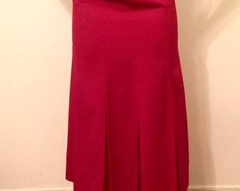 Vintage 1970s Long Skirt Size 2