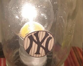 Yankee Steampunk Lamp