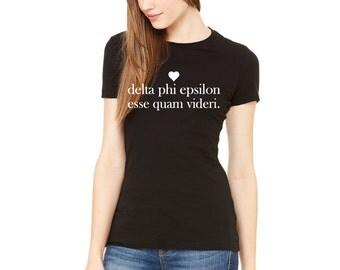 delta phi epsilon