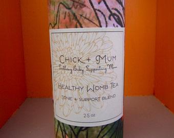 Healthy Womb Tea