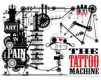 The Tattoo Machine