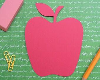 Apple Die Cut, 30pcs