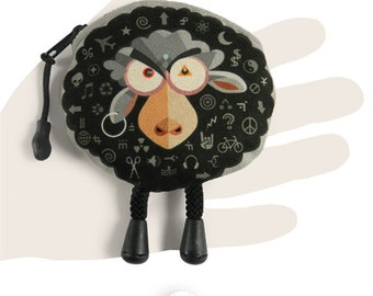 Black Sheep Coin Purse