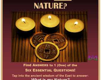 What's YOUR Nature? = I-CHING Reading