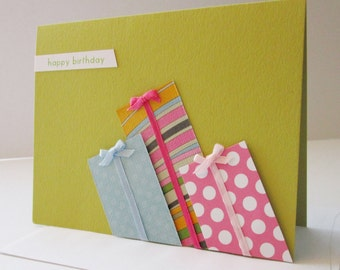 Colorful Birthday Card
