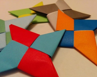 Ninja Stars Origami 5 Pack