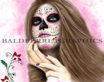Day of the Dead Girl II