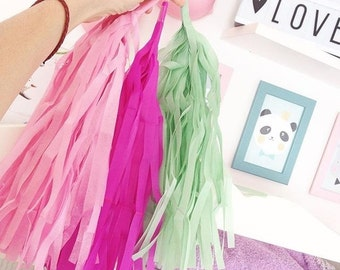 Tassel Festoon Party Girl
