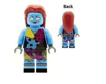 Custom Designed Minifigure - Sally