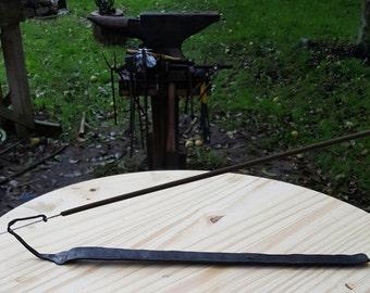 Hand Forged Jumbo/ large Incense Holder
