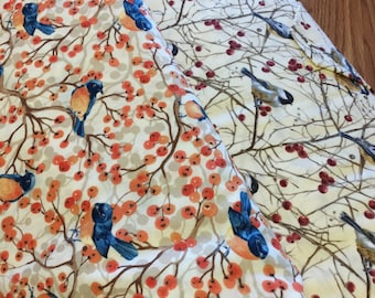Timeless Treasure Bird Fabric