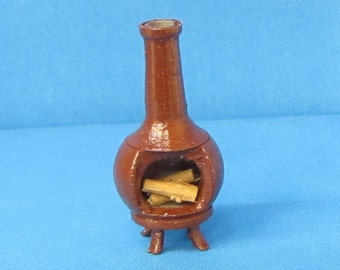 Quarter Scale Southwest Style Chiminea Kit
