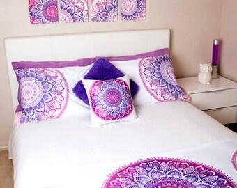 Custom 'Mandala' Bedroom Set