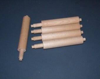 Wooden Toilet Paper Dowels