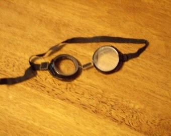 Vintage Industrial Glasses