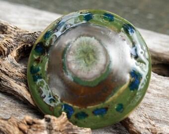 Porcelain Round Cabochon
