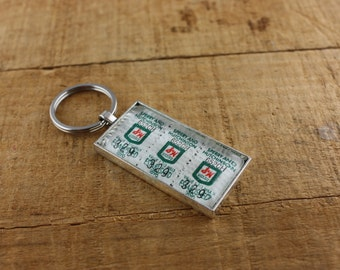 S&H Green Stamps Keychain