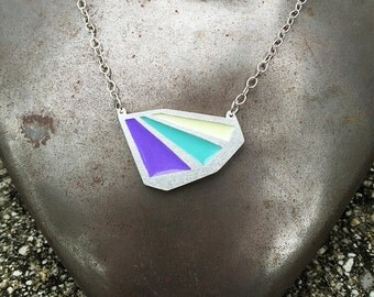 Monarch Color Necklace