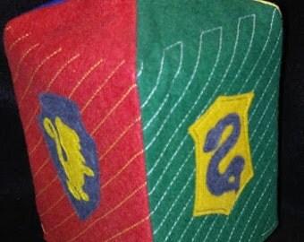 Hogwarts Tissue Box Cover