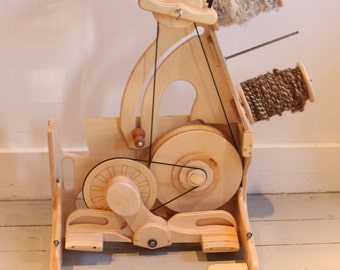 Bee Spinning Wheel made by SpinOlution, layaway available