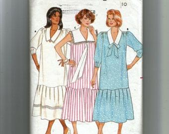Butterick Misses' Maternity Dress Pattern 4762